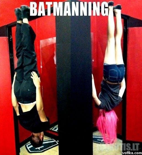Batmaningas