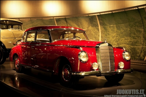 Muziejus Mercedes Benz