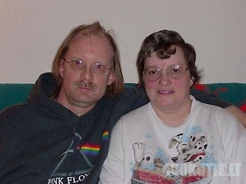 Labai negražios poros