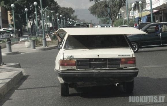 Automobiliai iš pragaro
