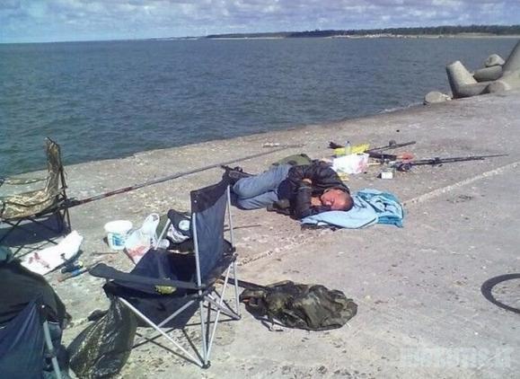 Žvejybos ypatumai