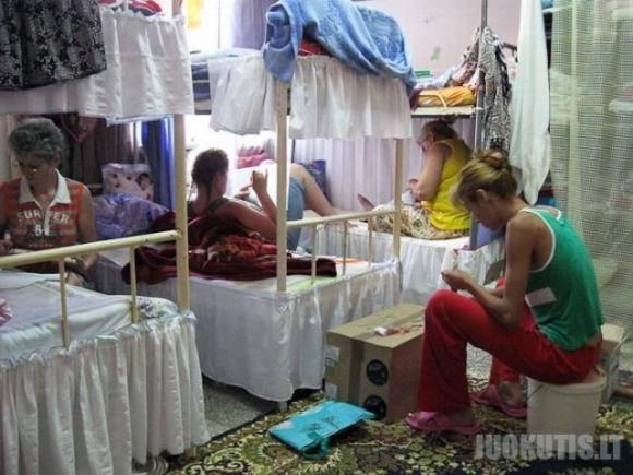 Gyvenimas moterų kalėjime