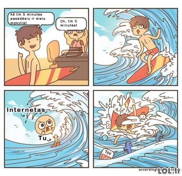 Interneto bangos