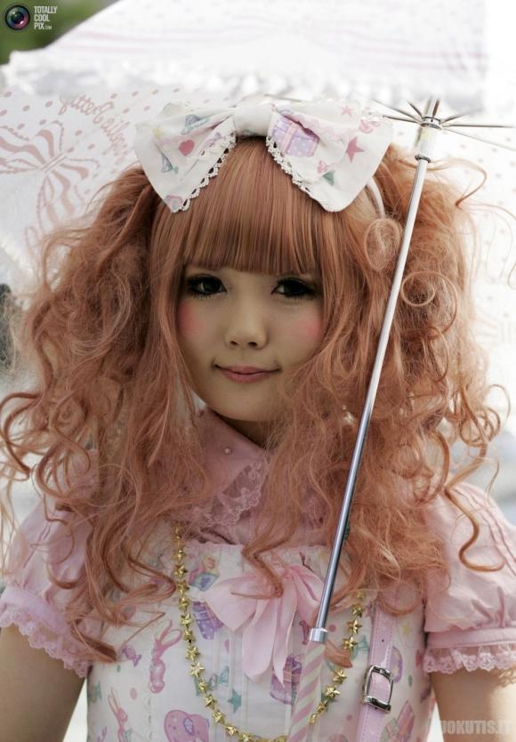 Japonų subkultūros: Ghotic Lolita