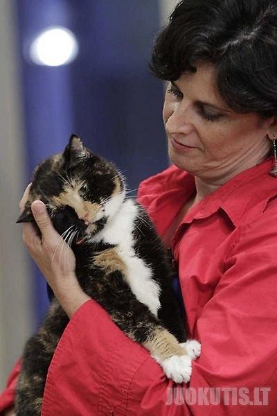 Katė 5 metus keliavo iš Kolorado į Niujorką