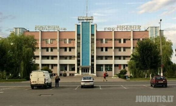 Viešbutis Baltarusijoje