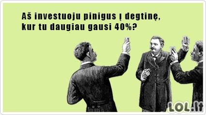 Kur investuoti pinigus?