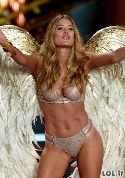 Gražiausi Victoria Secret angelai