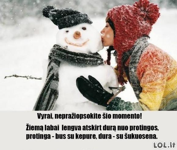 Žiemos pliusai