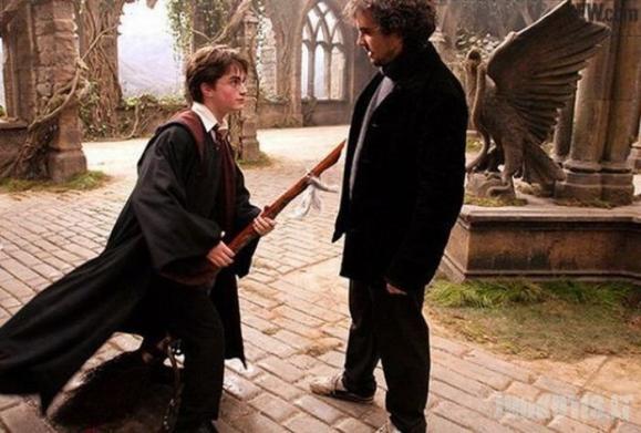 Haris Poteris: Kas liko už kadro
