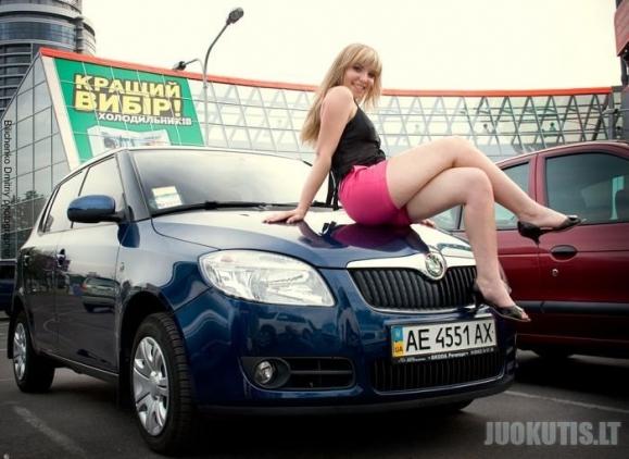 Rusijos vairuotojos