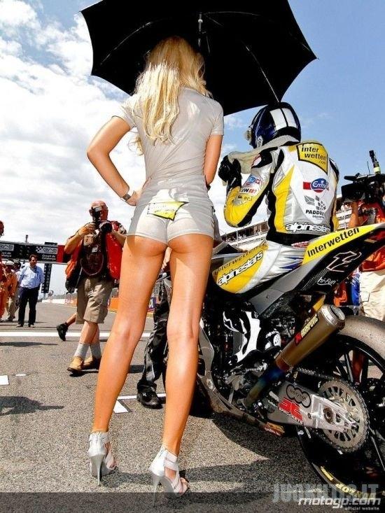 Moto gražuolės