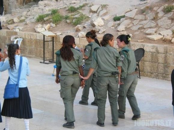 Izraelio kariškies