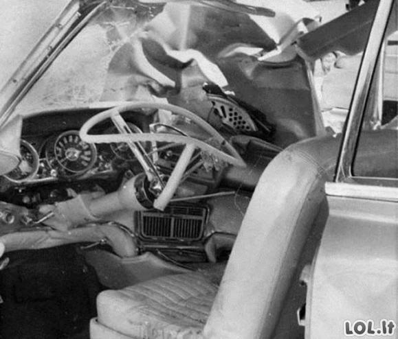 Vyras 51 metus gyveno su mašinos dalimi savo kūne