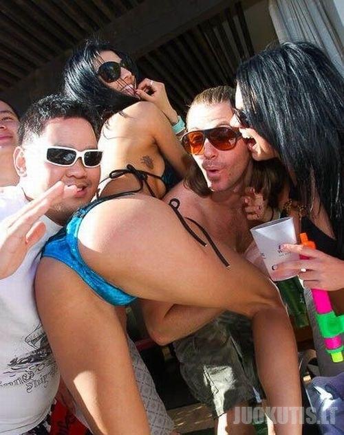 Vakarėlis Las Vegase