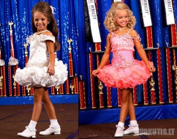 Mažučių grožio konkursas