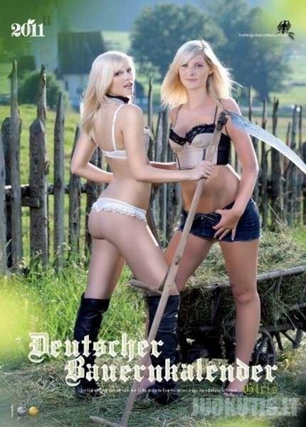 Vokiečių fermerės