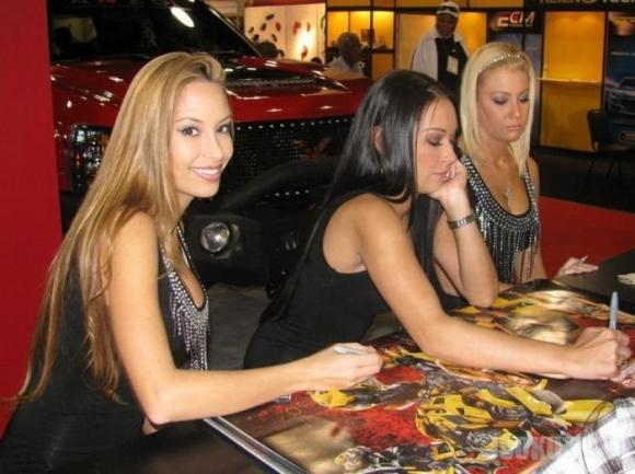 Automobilių paroda SEMA 2010
