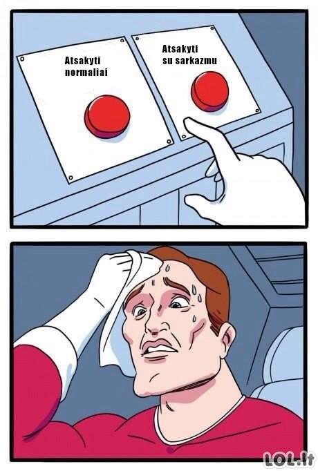 Amžina dilema