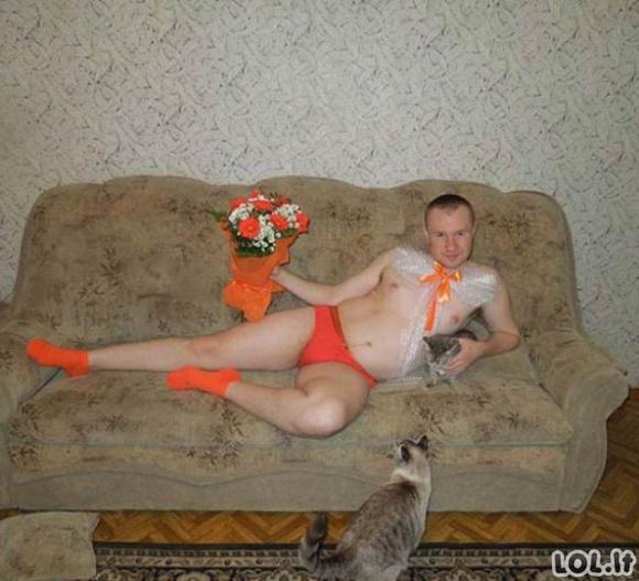 Seksuojantys rusai socialiniuose tinkluose
