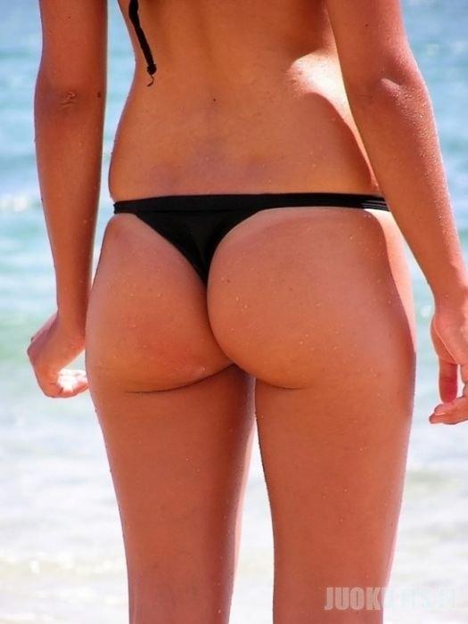 Merginos iš Brazilijos paplūdimių (34 nuotraukos)