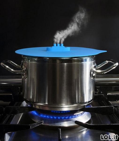 Dalykai, kurie turėtų būti kiekvieno virtuvėje