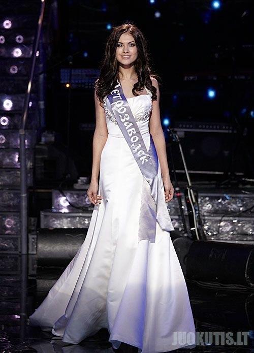Miss Rusija 2011