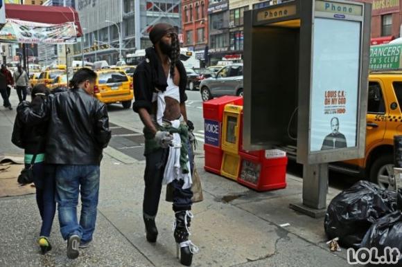 Keisčiausi gatvės stiliaus nesusipratimai