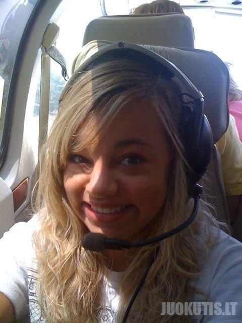Blondinė iš Twitterio