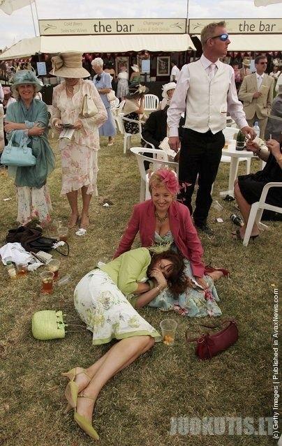 Kaip ilsisi anglų moterys ?