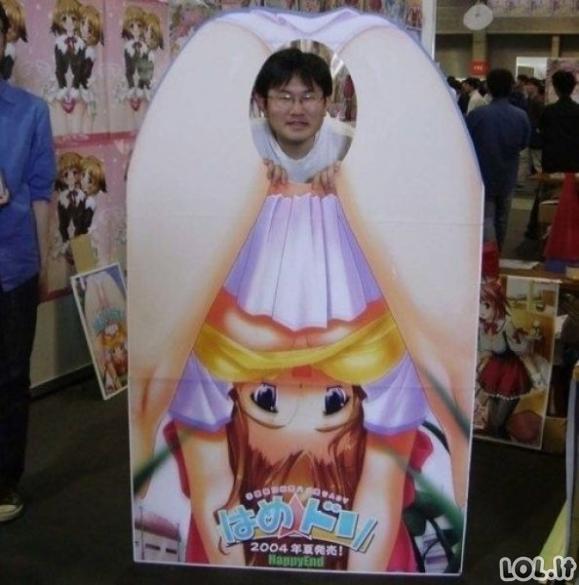 Dalykai, kuriuos pamatysi tik Japonijoje