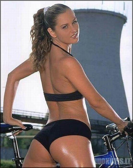 Seksualios dviratininkės