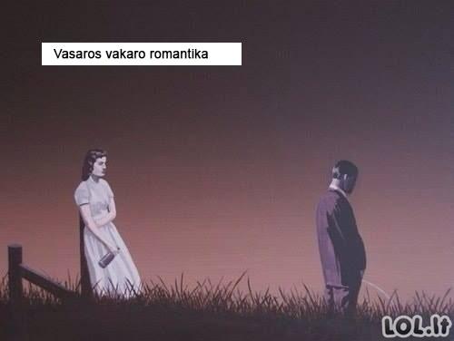Vasariška romantika