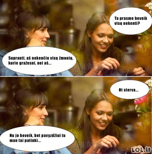 Moteriškos draugystės esmė