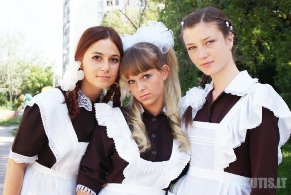 Išleistuvininkės rusijoje