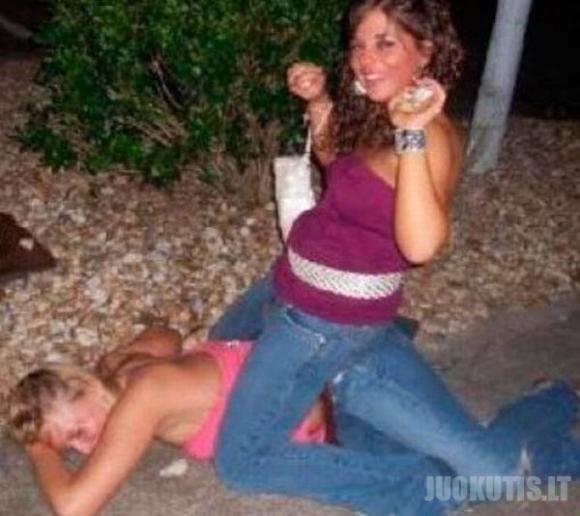 Vakarėlių merginos