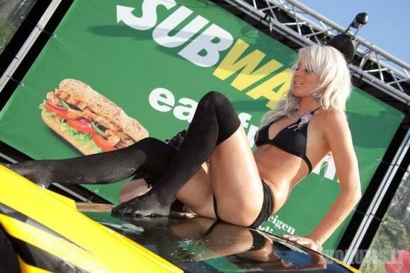 Seksualus automobilių valymo čempionatas Belgijoje