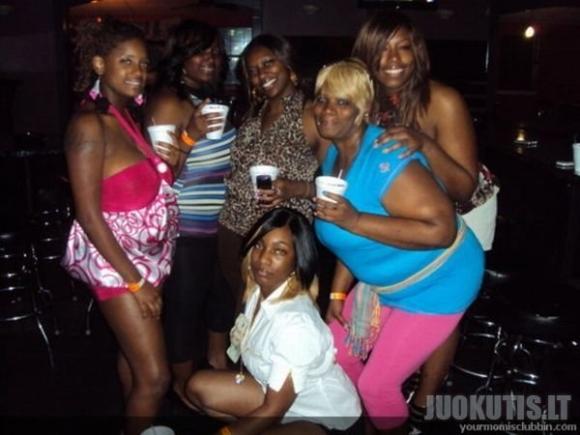 Mamytės klube