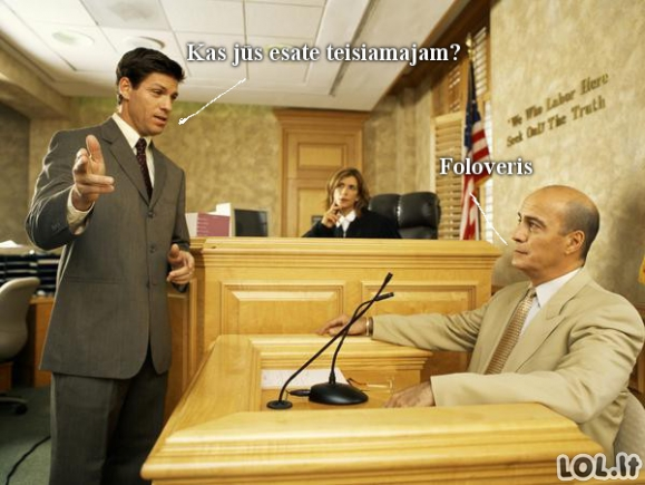 Šiuolaikiniai teismai