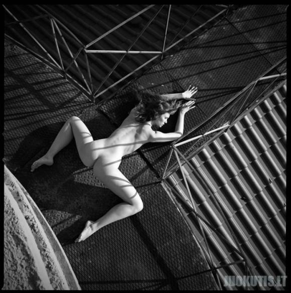 Dmitrijaus Lošagino paroda «Pasaulio stogas»