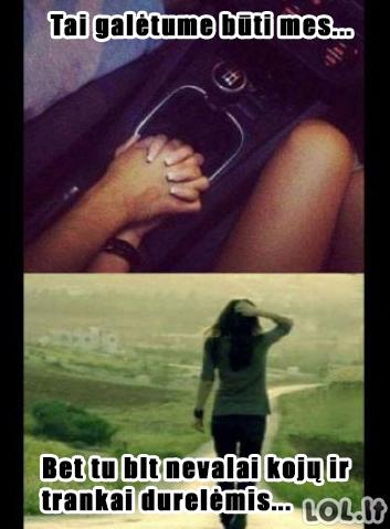 Kur pasibaigia romantika