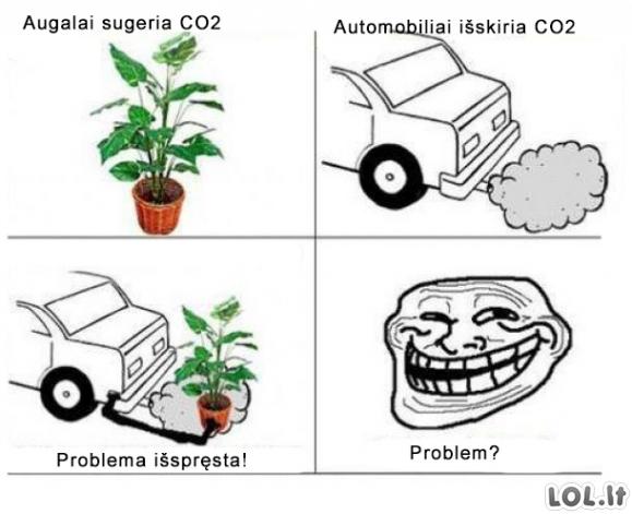 Ekologijos gelbėjimo planas