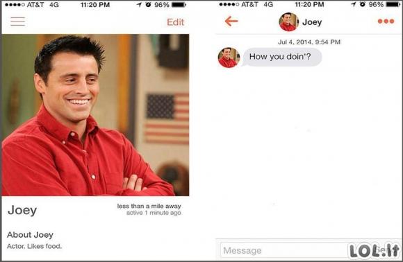 """Jei """"Draugų"""" veikėjai naudotųsi socialiniais tinklais"""