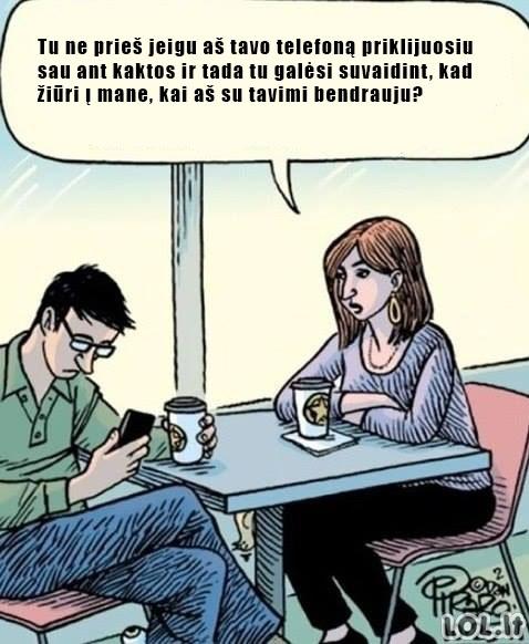 Šiuolaikiškas bendravimas