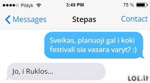 Populiariausias 2015 metų festivalis