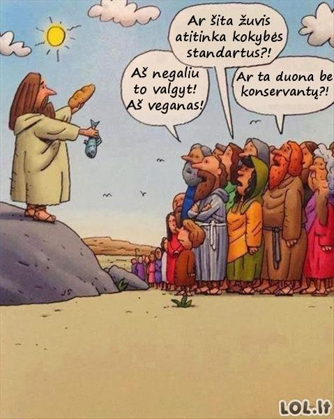 Jei Jėzus gyventų šiais laikais