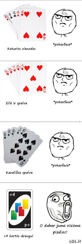 Išdavikiškiausia korta