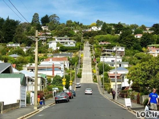 Stačiausia pasaulyje gatvė