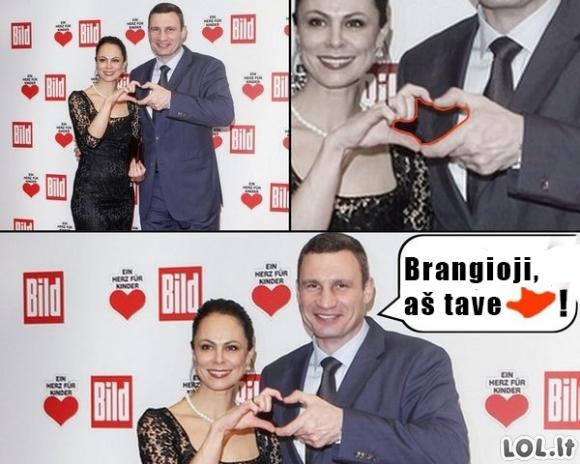 Naujas meilės simbolis