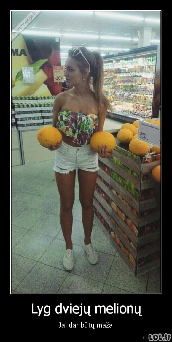 Monika ir keturi jos melionai